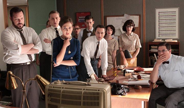 """Скриншот из сериала """"Безумцы"""". Фото с сайта amc.com"""