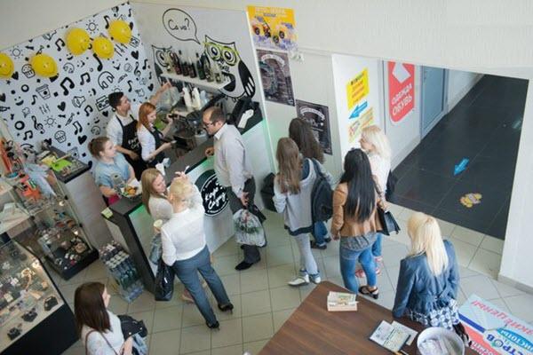 Фото из сообщества Кофе Саунд ВКонтакте