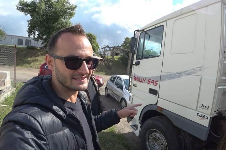 Александр Скрипченко, фото из личного архива