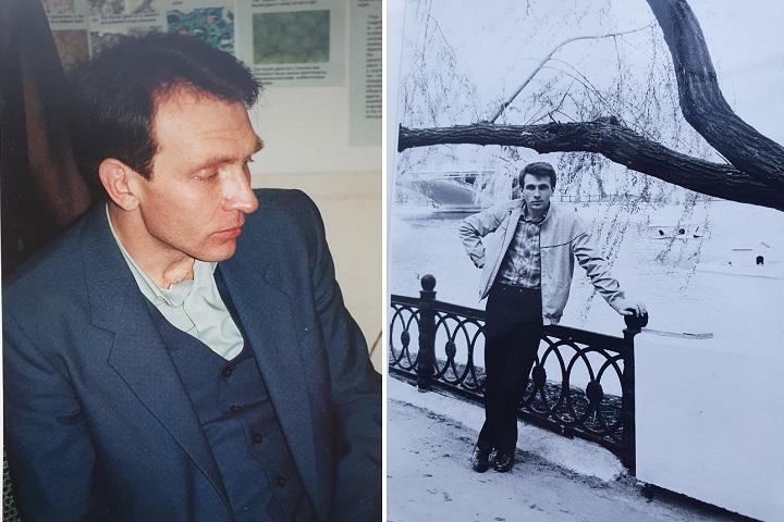 Михаил Долженко . Фото: личный архив героини