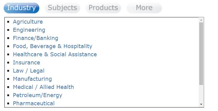 Скриншот с сайта ebscohost.com