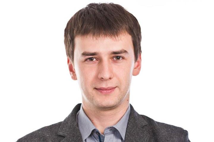 Сергей Царик. Фото из личного архива