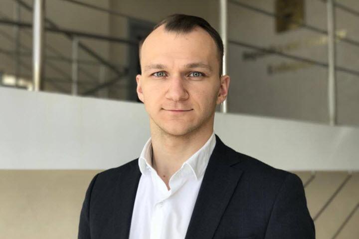 """Андрей Филон. Фото из архива """"Зубр Капитал"""""""