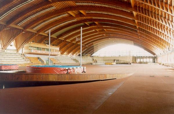 Манеж «Динамо» в Гомеле. Фото с сайта gomel.all.biz