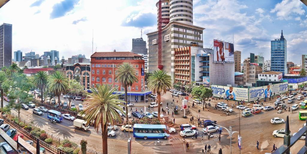 Найроби. Фото с сайта wikiway.com