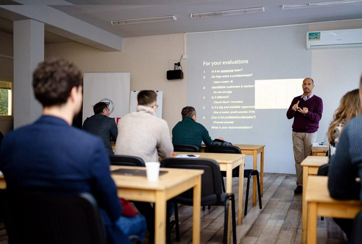 Фабиан Сепульведа. Фото предоставлено Imaguru Startup Hub