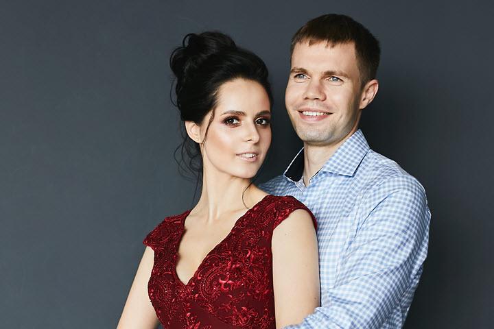 Екатерина и Алексей. Фото из личного архива