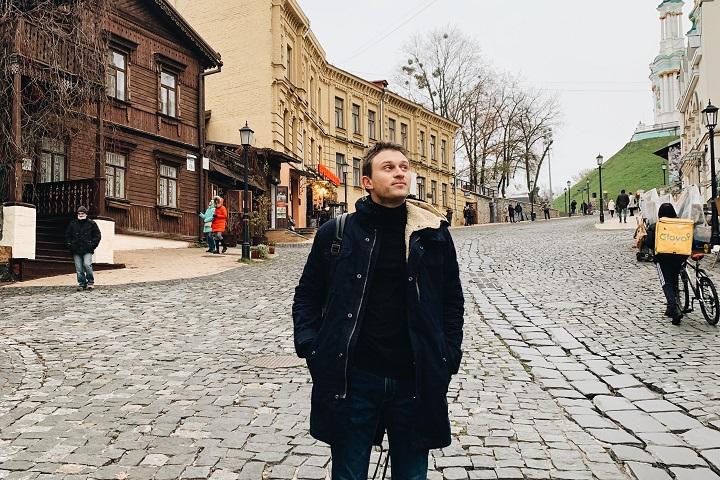 Владислав Луневич. Фото: личный архив.