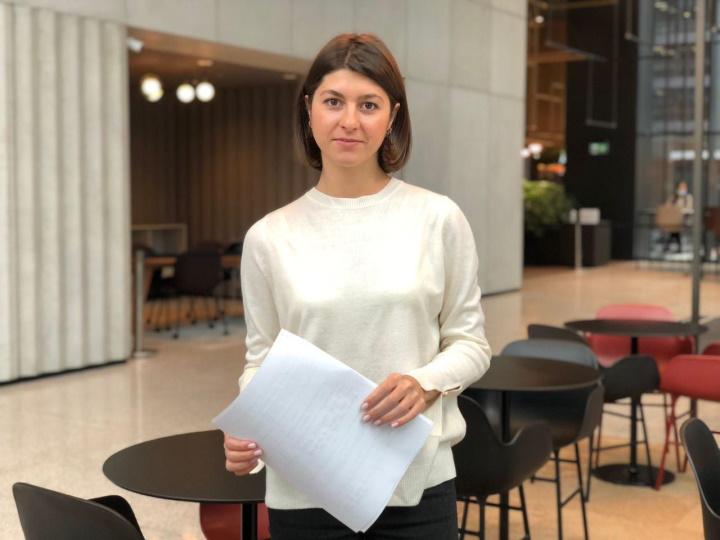 Полина Егоркина, фото предоставлено героиней