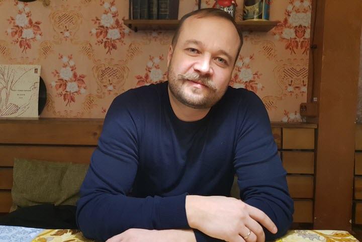 Сергей Кленцов. Фото из личного архива