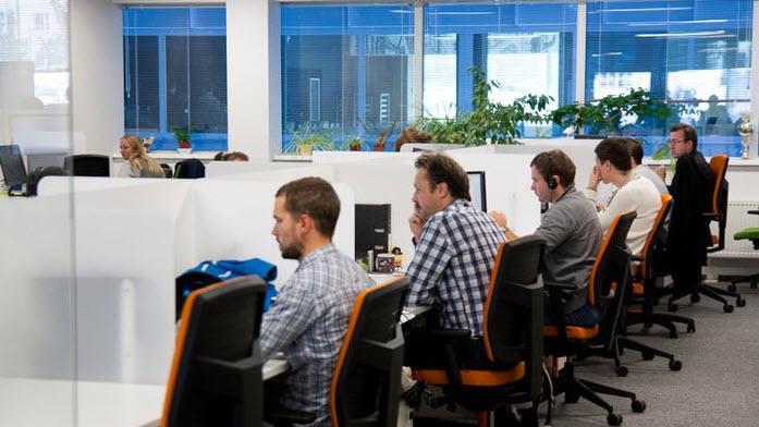 Офис EPAM в Минск. Фото: realt.by