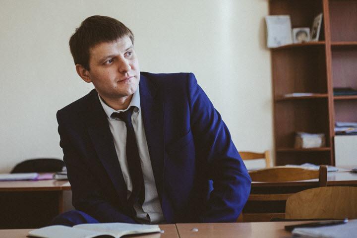 Сергей Ольшевский. Фото из личного архива