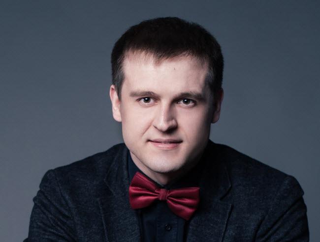 Михаил Середич. Фото из личного архива