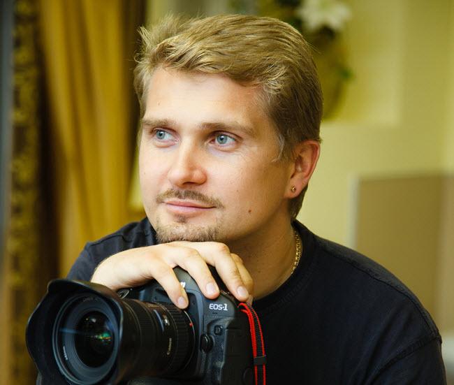 Сергей Руслан. Фото из личного архива