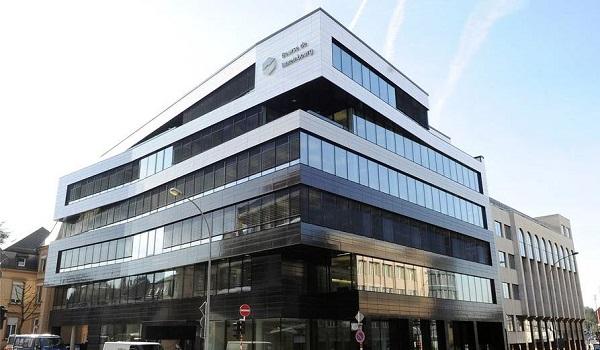 Фото с сайта Люксембургская фондовая биржа. Здесь торгуются белорусские еврооблигации. Фото с сайта journal.lu