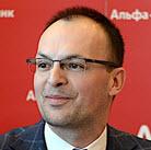 Евгений Суховер Начальник управления поддержки продаж и продуктов массового бизнеса Альфа-Банка