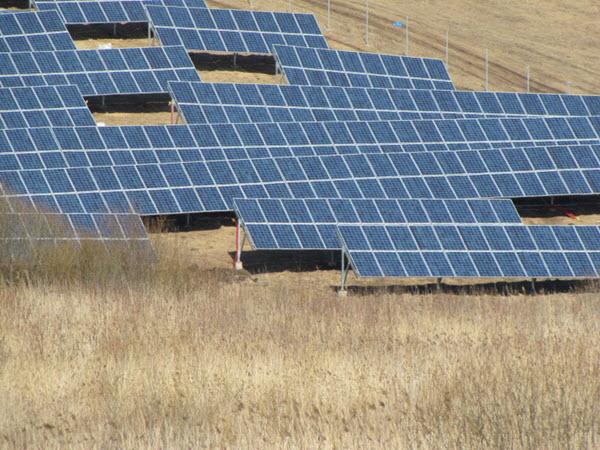 Солнечная электростанция в Литве. Проект «Главэнерго», фото предоставлено компанией
